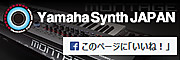 Yamaha Synth JAPAN